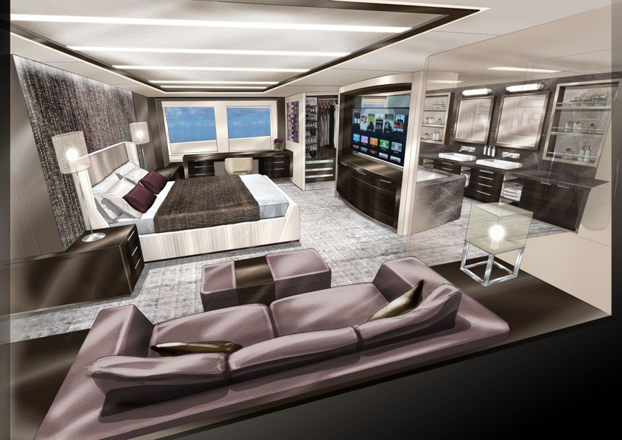 Superyacht interior design and exterior styling design for Interior designs unlimited
