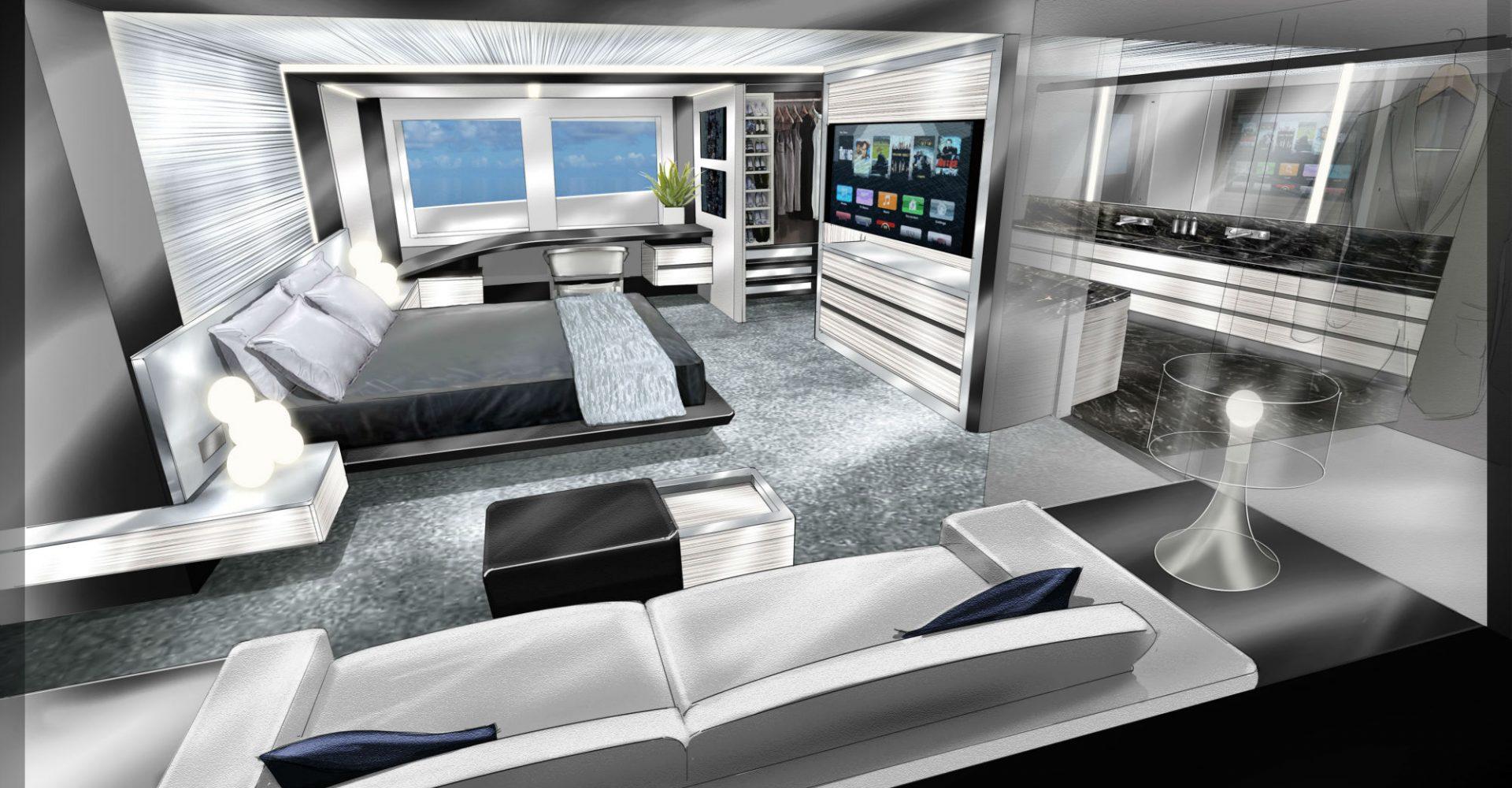 40m custom interior design unlimited for Custom interior design