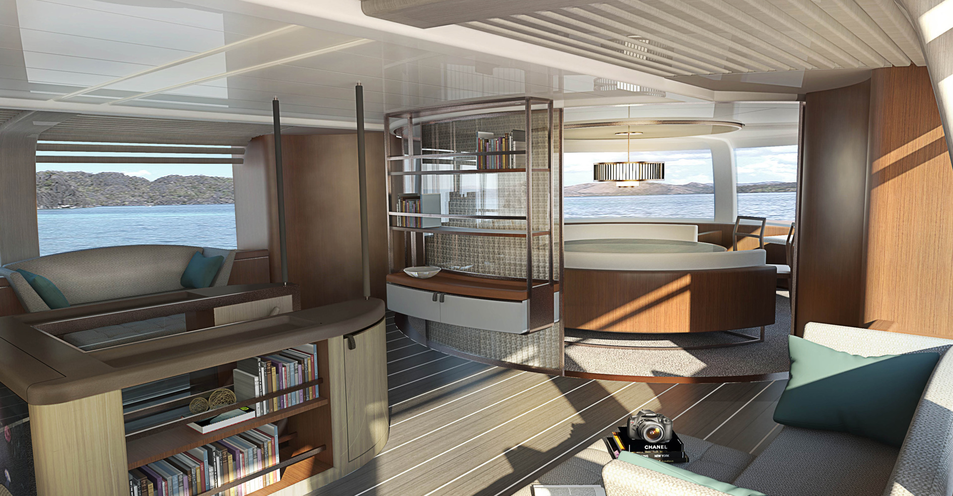 20 - 50m Sailing Yacht - 04