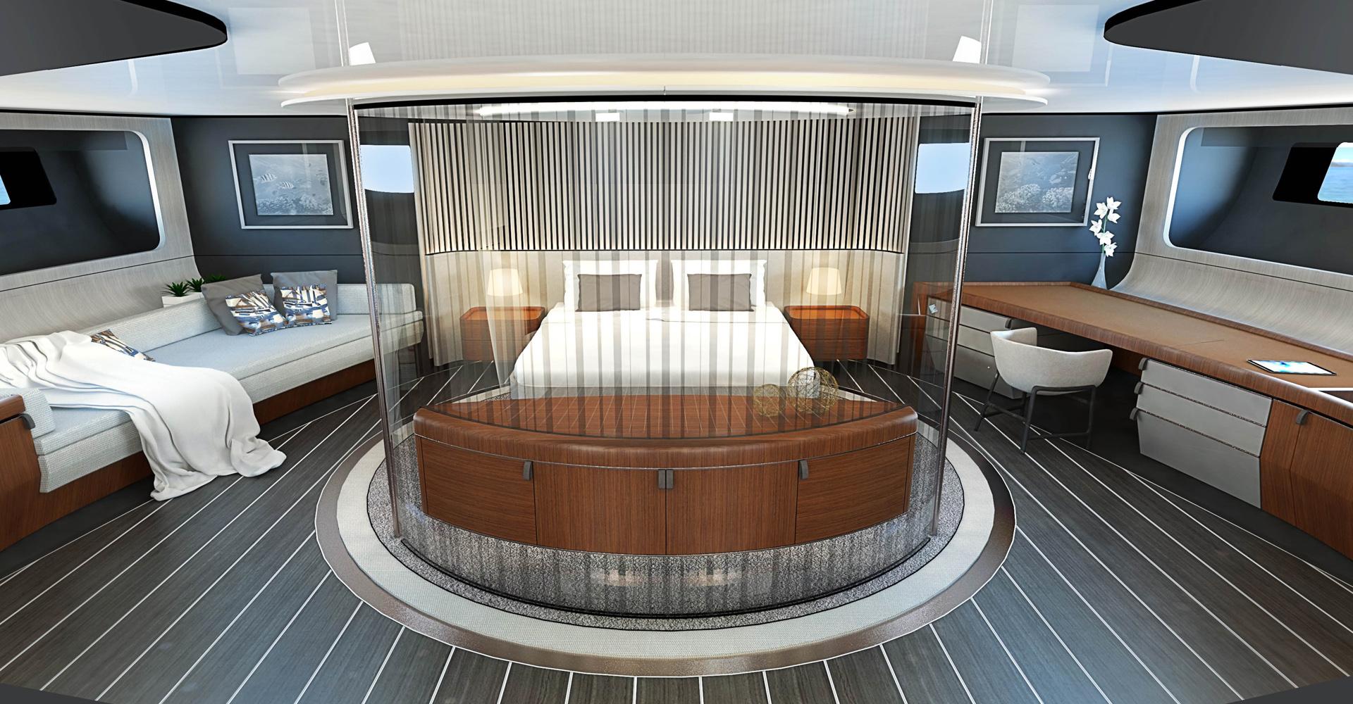 20 - 50m Sailing Yacht - 08